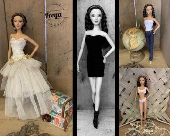 Miss Barbie Freya