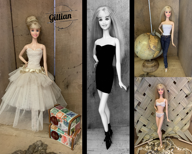 Miss Barbie Gillian