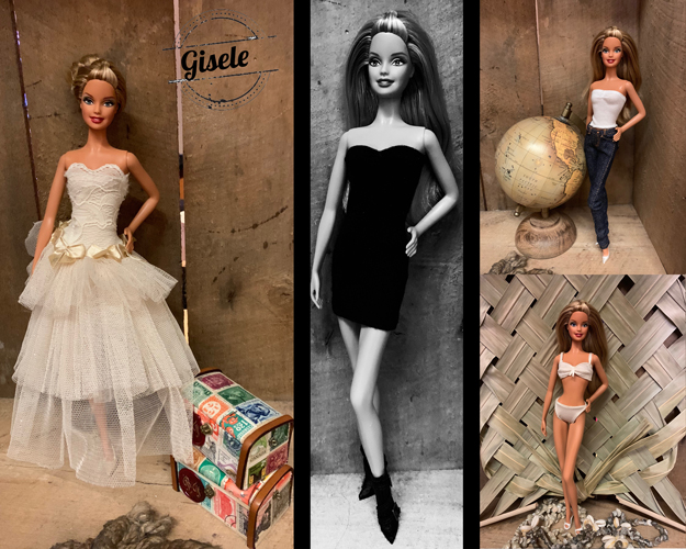 Miss Barbie Gisele