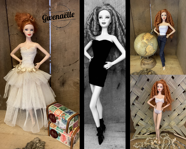 Miss Barbie Gwenaëlle