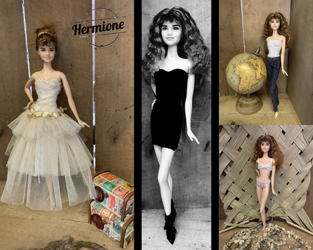 Miss Barbie Hermione