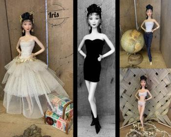 Miss Barbie Iris