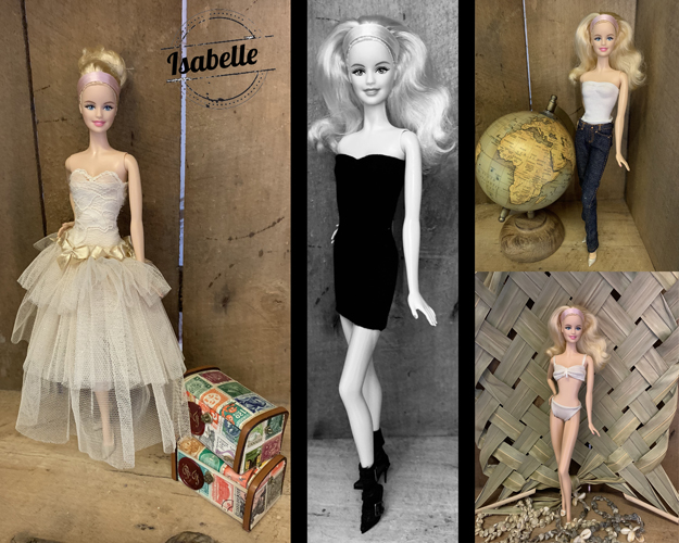 Miss Barbie Isabelle