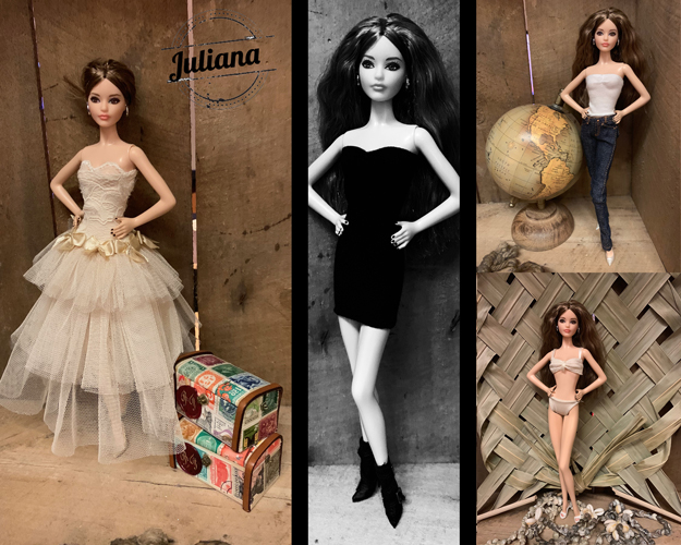 Miss Barbie Juliana