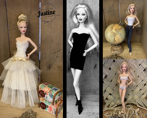 Miss Barbie Justine