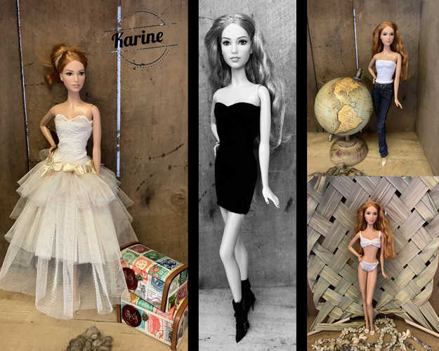 Miss Barbie Karine