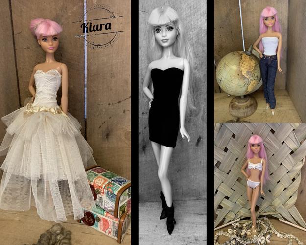 Miss Barbie Kiara