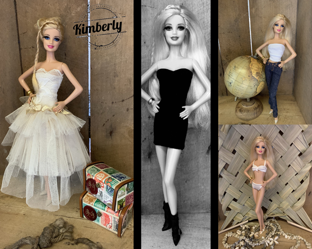 Miss Barbie Kimberly