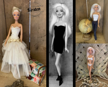 Miss Barbie Kirsten