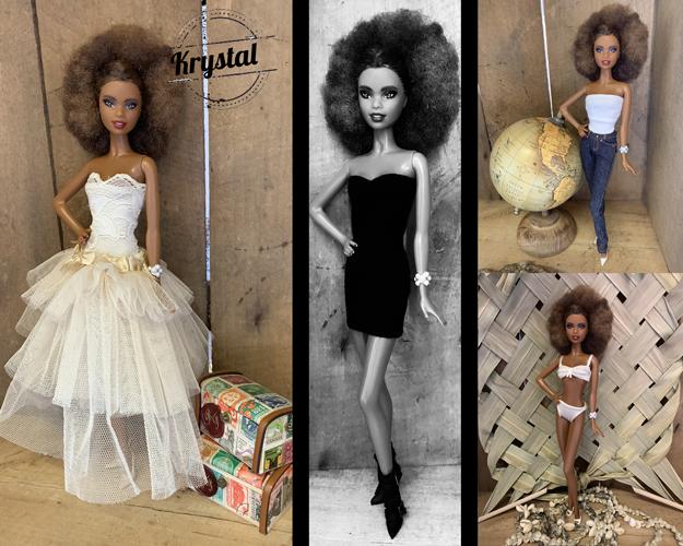 Miss Barbie Krystal