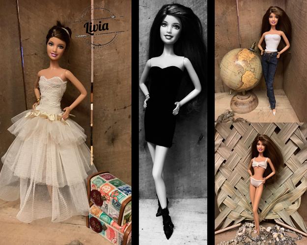 Miss Barbie Livia