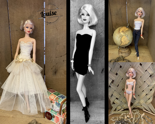Miss Barbie Louise