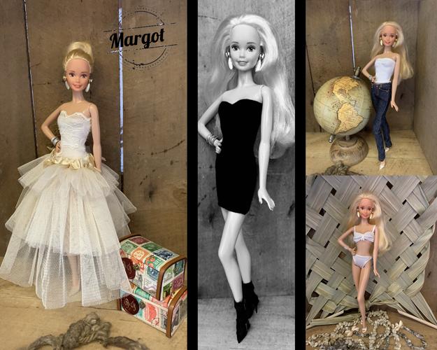 Miss Barbie Margot