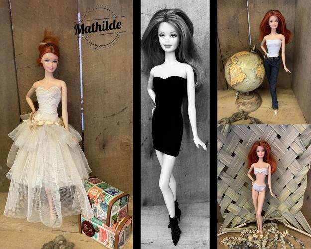 Miss Barbie Mathilde
