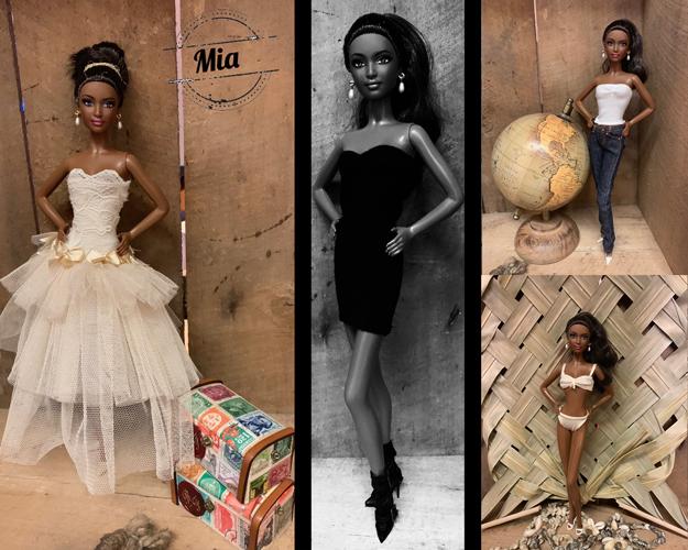 Miss Barbie Mia