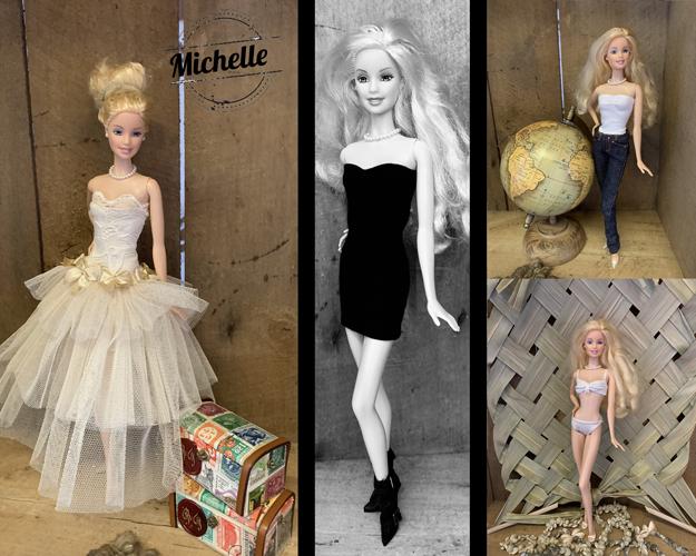 Miss Barbie Michelle