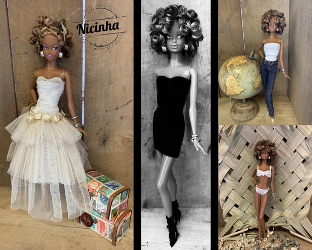 Miss Barbie Nicinha
