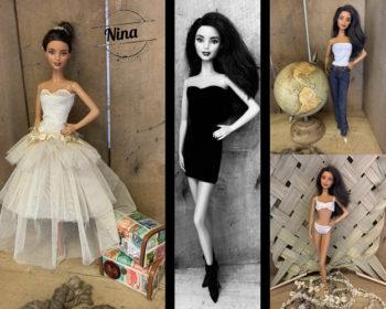 Miss Barbie Nina