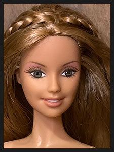Miss Barbie - Ombeline