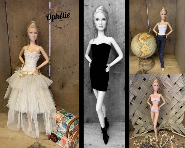 Miss Barbie Ophélie