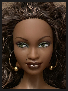 Miss Barbie Queenie