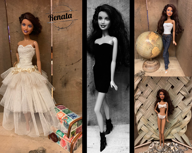 Miss Barbie Renata