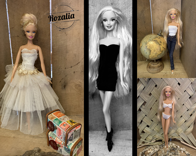Miss Barbie Rozalia