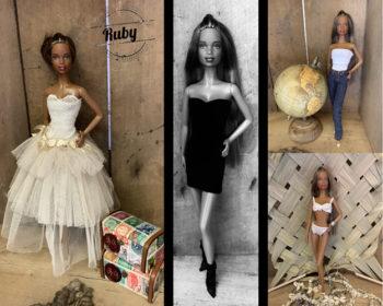 Miss Barbie Ruby