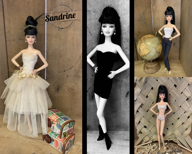 Miss Barbie Sandrine