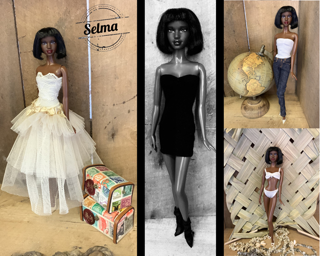 Miss Barbie Selma