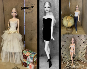 Miss Barbie Summer