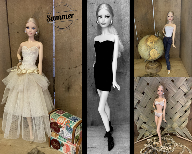 Miss Barbie Summer