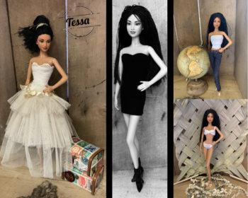 Miss Barbie Tessa