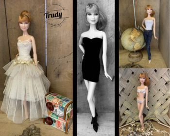 Miss Barbie Trudy