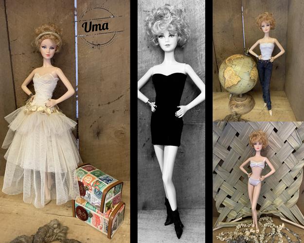 Miss Barbie Uma