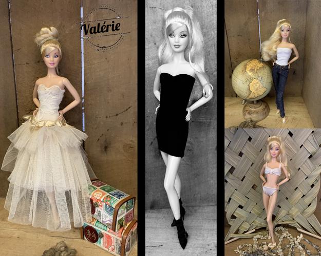 Miss Barbie Valérie