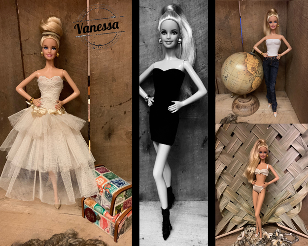 Miss Barbie Vanessa