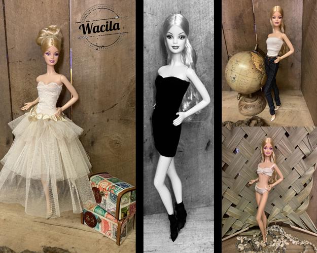 Miss Barbie - Wacila