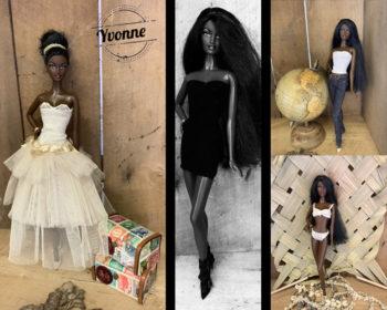 Miss Barbie Yvonne