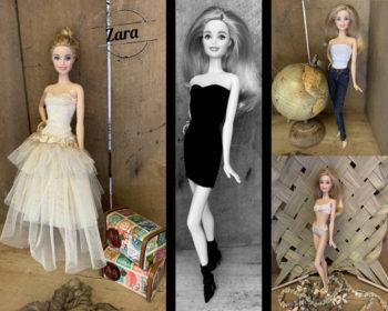 Miss Barbie Zara