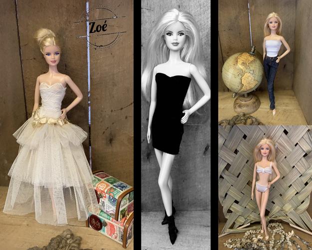 Miss Barbie Zoé