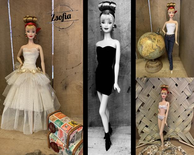 Miss Barbie Zsofia