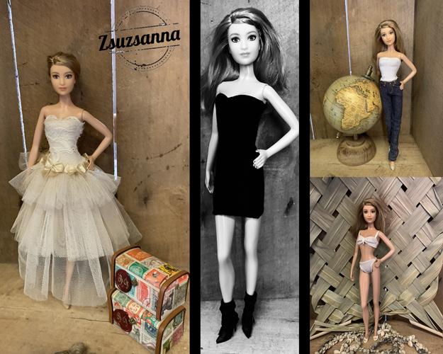 Miss Barbie Zsuzsanna