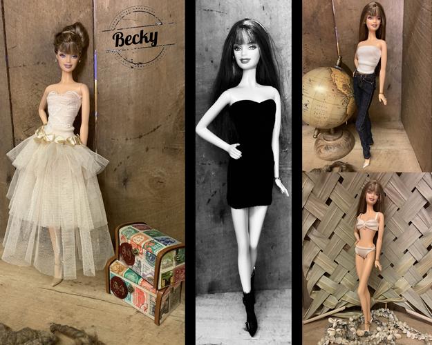 Miss Barbie - Becky
