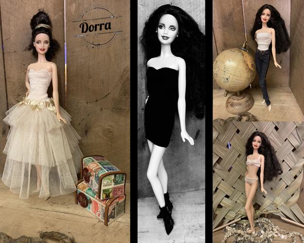 Miss Barbie - Dorra