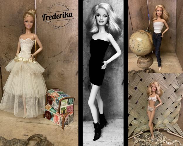 Miss Barbie - Frederika