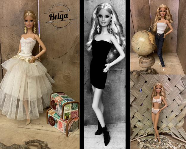 Miss Barbie - Helga