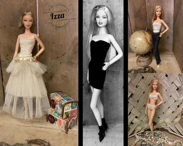 Miss Barbie - Izza