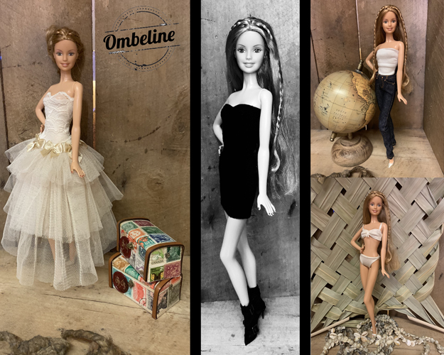 Miss Barbie - Ombeline