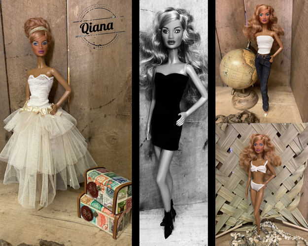Miss Barbie - Qiana